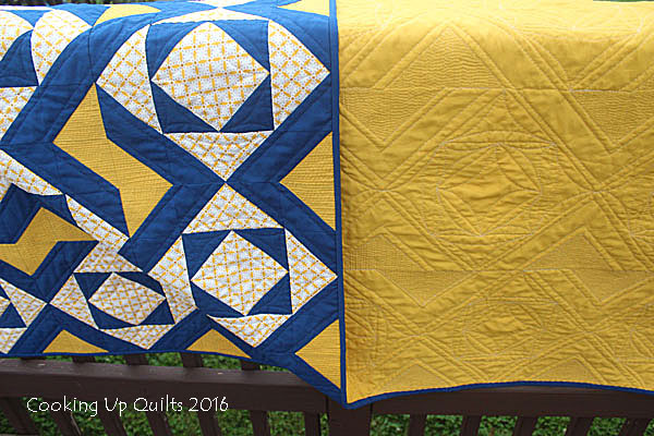 Quilting Texture on Oomph